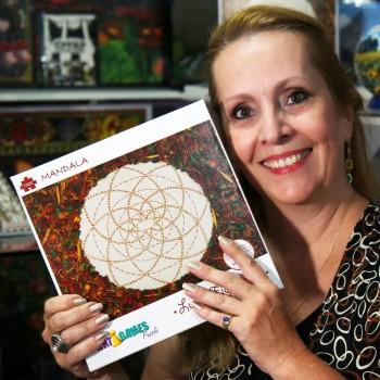 Luiza Figueiredo – Recordista do Guinness em Quebra-Cabeça