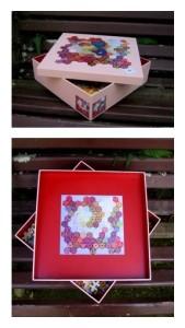 caixa beija flor