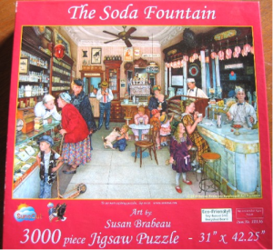 the soda caixa