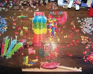 Puzzle Me - Montagem do quebra-cabeça da Coblle Hill