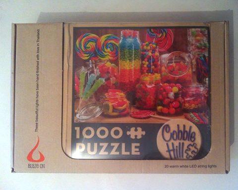 Puzzle Me - Quebra-cabeça da Cobblle Hill