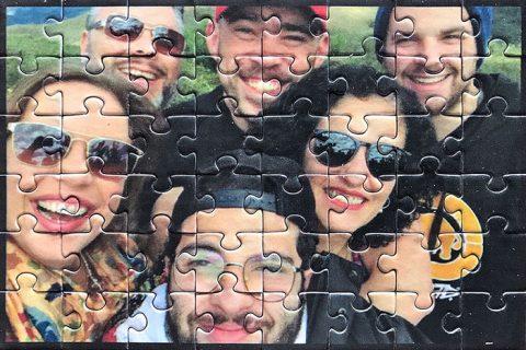 Puzzle Me Quebra-cabeça Personalizado