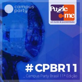 Puzzle Me na Campus Party Brasil 11