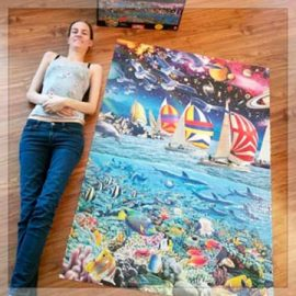 Puzzle Me - Entrevista Klodya